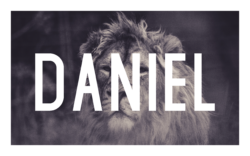 Daniel - The Coming Savior